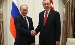 Rusia-Turki Bahas Perkembangan Suriah, Afghanistan, Libya