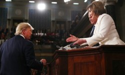 Hubungan Trump dan Pelosi tak Membaik Meski Krisis Corona