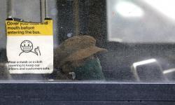 Tarik Ulur Kebijakan Penggunaaan Masker di Amerika Serikat