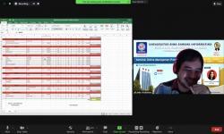 Prodi Penyiaran UBSI Gelar Manajemen Produksi Film Pendek