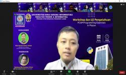 UBSI Fasilitasi Mahasiswa dengan Virtual Workshop Python