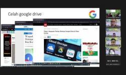 UBSI Edukasi Penggunaan Google Drive untuk Pengurus DKM