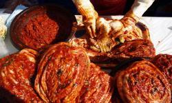 Tepis China, Korea Selatan: Kimchi Berbeda dengan Pao Cai