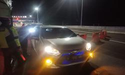 Ratusan Mobil Diputar Balik di Pintu Keluar Tol Madyopuro