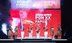 Eksibisi Esports PON XX Tunjukkan Kekuatan Daerah Merata