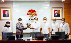 KPK Apresiasi Sistem Manajemen Antisuap di AP II