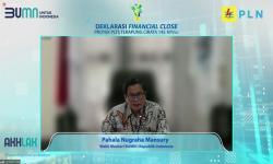 Proyek PLTS Cirata Kantongi Pendanaan