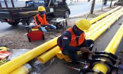 PGN Bangun Jaringan Gas Rumah Tangga di Lumajang