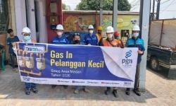 Dukung Ekonomi, PGN Medan Layani Hotel dan UMKM Baru
