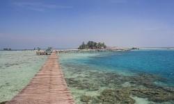DKI Buka Konservasi Pulau Tidung Kecil dengan Protokol Ketat