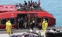 Begini Proses Evakuasi 188 ABK World Dream ke Pulau Sebaru
