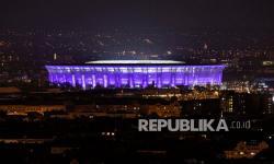 Stadion  Puskas Arena, Budapest, Hungaria.