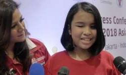 Putri Ariani Bangga Membawakan Lagu 'Song of Victory'