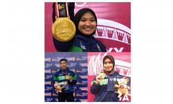 Putri daerah asli Musi Banyuasin (Muba), Fransika Sandra Dewi atlet pencak silat dari perguruan Tapak Suci Kabupaten Musi Banyuasin (Muba) sukses meraih medali emas Pekan Olah raga Nasional (PON) XX-2021 Papua.