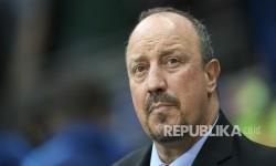 Benitez Harapkan Tawaran Resmi dari Everton
