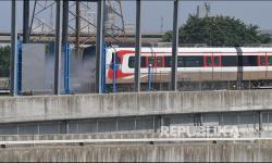 Dirut: Tarif LRT Selama PPKM Tetap Rp 5.000 per Penumpang