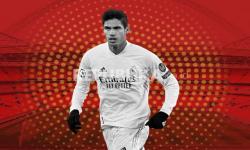 Varane Berpamitan dengan Rekan-rekannya di Real Madrid