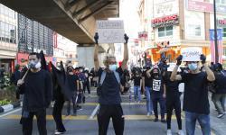 Polisi Malaysia akan Interogasi Pengunjuk Rasa