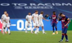 8 Catatan Menarik dari Kekalahan Memalukan Barcelona