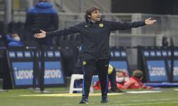 Conte Incar Kemenangan Perdana Atas Inter
