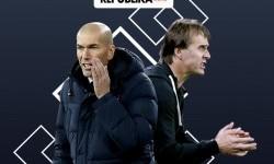 Susunan Pemain Real Madrid vs Sevilla