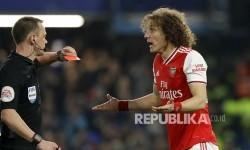 David Luiz Ingin Pensiun di Benfica