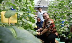 Rektor IPB University Ciptakan Lagu <em>Bogor Terindah</em>