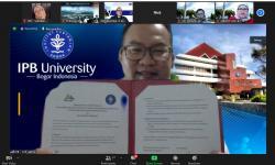 IPB dan UB Gandeng Universitas Thailand dan Taiwan