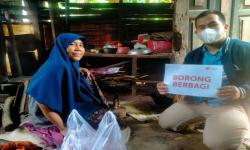 Program Borong Berbagi Bantu Masyarakat Terdampak
