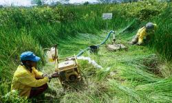 Polda Aceh Kirim Pompa Air ke Wilayah Karhutla
