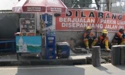 PKL Berharap Revitalisasi Trotoar Beri Ruang Pedagang Kecil