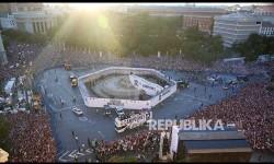 Pemerintah dan Madrid Larang Fan Berkumpul Rayakan Gelar