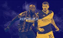 Ini Susunan Pemain Udinese Vs Inter