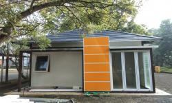 Pemkot Tangsel-BPPT Resmikan Rumah Komposit Tahan Gempa