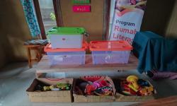 Rumah Zakat Salurkan Bantuan bagi Rumah Literasi