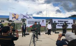 RSKI Pulau Galang Rawat 343 Pasien Covid-19