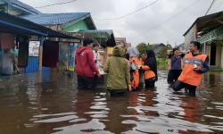 Banjir Meluas dan Lumpuhkan Kota Samarinda