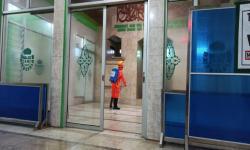 Pemkab Aceh Besar Pantau Kebersihan Masjid Cegah Corona