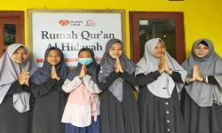 Rumah Zakat Resmikan Rumah Quran Al Hidayah