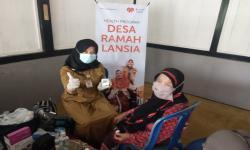 Rumah Zakat Kembali Beri Pelayanan Kesehatan untuk Lansia