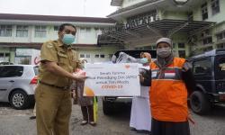 Bantu Atasi Corona, Rumah Zakat Rilis Program Wakaf Alkes