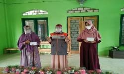 Rumah Zakat Salurkan Bantuan PMTAS