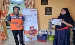 Rumah Zakat Salurkan Bantuan Sarana Usaha untuk UMKM