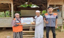 Rumah Zakat Salurkan Bantuan untuk Masjid Mualaf Baduy
