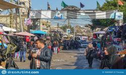 Terkenang Kamp Palestina Sabra-Shatila Kala Beirut di Bom
