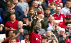 Liverpool Atasi Crystal Palace, Klopp Sanjung Sadio Mane