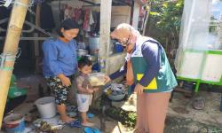 Rumah Zakat dan BSI Hadirkan Program PMT bagi Anak