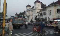 Diberlakukan Rekayasa Lalin di Jalan Kemasan Yogyakarta