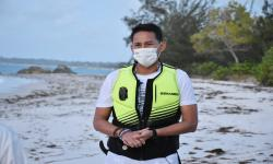 Sandiaga: Kapasitas Tempat Wisata DKI Hanya 30 Persen