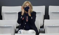 Hadiri Olimpiade Tokyo, Jill Biden Cuma Pakai 1 Baju Baru
